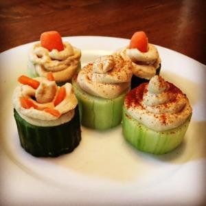 cuke cupcakes